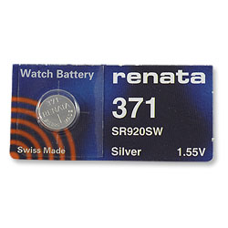 Renata Watch Batteries