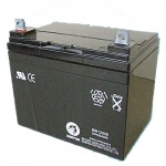 SLA12V33Ah Rechargeable Sealed Lead Acid Battery
