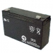 SLA 6V 10Ah Rechargeable Sealed Lead Acid Battery