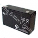 SLA 6V 12Ah Rechargeable Sealed Lead Acid Battery