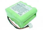 Battery for AZDEN PCS300, Regency HX-1200, MT-1000, TRP100, TRP200