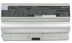 Battery for Sony VAIO GN-FZ70B, VAIO VGN and others. Replaces battery Models VGP-BPL8, VGP-BPL8A, VGP-BPS8, VGP-BPS8A, VGP-BPS8B and others