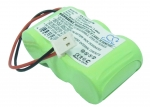 Battery for Chatter Box 100AFH 2/3A, CBFRS BATT, HJC FRS, HJC-FRS, KA9HJ