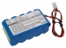 12V, 2000 Mah Contec ECG-300G Replacement Battery