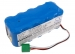12V, 2000 Mah GE DASH2000, Marquette Medical Systems DASH 2000, DASH 2000 Replacement Battery