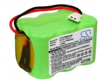 Battery for Icom IC-24AT, IC-24ET, IC-25RA, IC-2SA, IC-2SAT, IC-2SE, IC