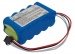 12V, 2000 Mah Kenz Cardico 302 Replacement Battery