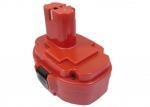 Makita, 18.0V, 3000 Mah 4334D, 4334DWA, 4334DWAE, 4334DWD, 4334DWDE, 5026DA ,5026DB, 5026DWA, Replacement Tool Battery