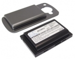Battery for Vodafone v1605, 1605 VPA Compact III Extended with back cover
