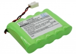 Battery for Ritron BP5NM, JBC100, JBC15H, RT15, VOX100, Jobcom, RT-15, R
