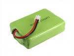 Battery for  Kinetic, mh750pf64hc 750mAh Dog Collar Battery [CS-SDC25SL]