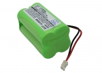 4.8V AA Battery Pack 1500Mah with lead and plug
