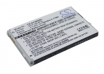 Battery for Sanyo Eclipse, Katana LX, SCP-3800, SCP-6750 replaces SCP-30LBPS