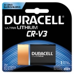 Duracell 3V Ultra Lithium CR-V3 Battery