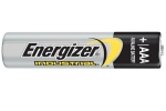 ENERGIZER  EN92  Battery, Industrial, AAA, 1.5V, Alkaline, Button Top