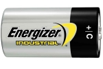 ENERGIZER  EN93  Battery, Industrial, C, 1.5V, Alkaline,Button Top,