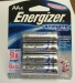 Energizer Lithium AA 4/Card
