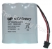 GP100AAS3BMS NiCd Cordless Phone Battery