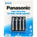 Panasonic AAA4 Heavy Duty